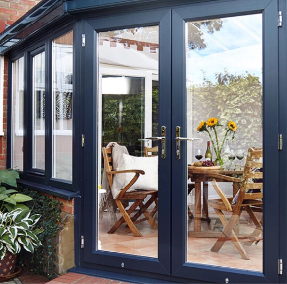 Spraymaster South West, we are able to spray your conservatories to your desired colour. This helps to refresh your conservatory and is much cheaper than having it replaced.