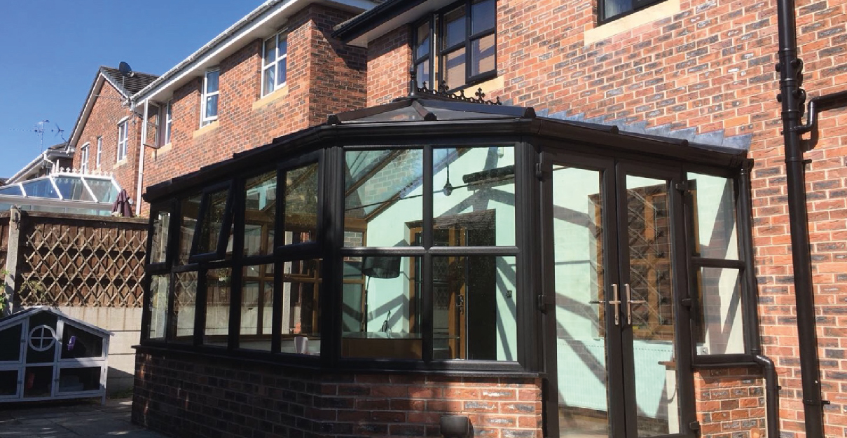 We are able to offer our uPVC spraying services on your conservatory as well. This is a much more cost-effective option, at Spraymaster South West we are able to offer our services across the region.