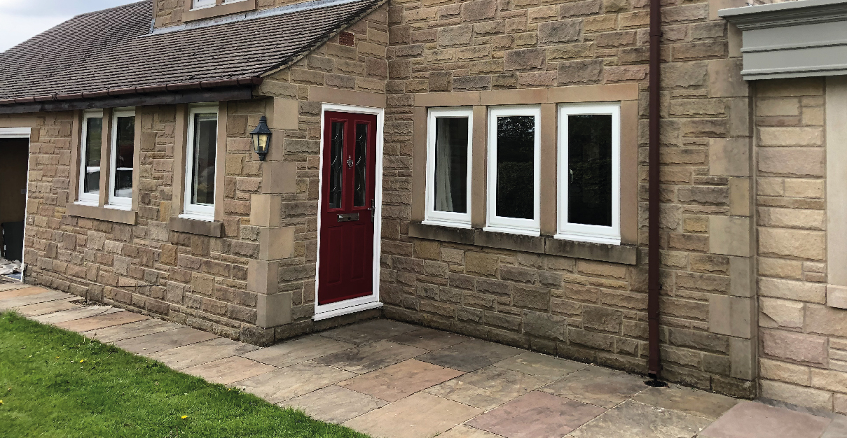 At Spraymaster South West we also offer our spray paint services for your doors. Helping you to change your doors paint colour for less cost.
