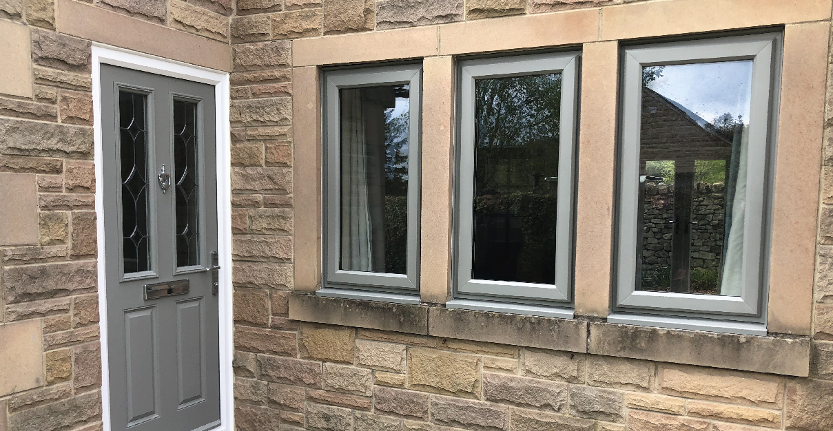 Our spraying services allow you to change the colour of your doors and windows, transforming your property.