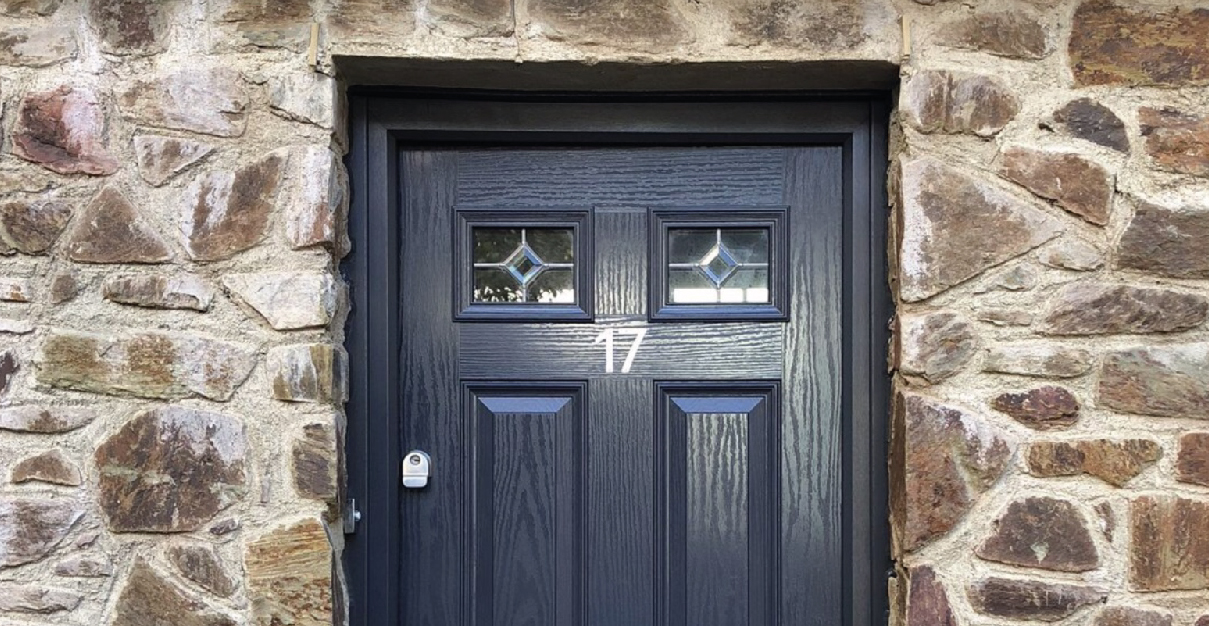 Change the paint colour of your door, with our spraying services. We are a South West based paint spraying company.