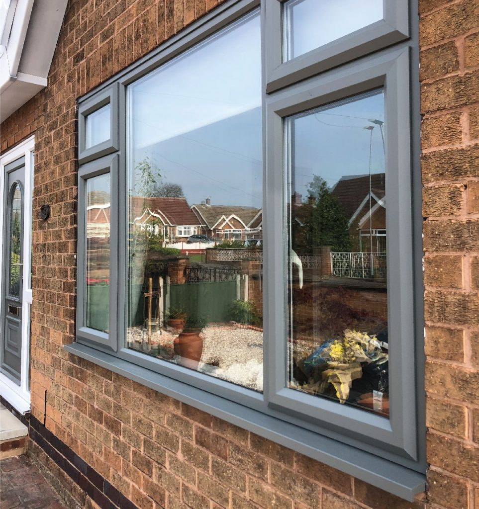 Change the colours of your windows with Spraymaster South West. No matter the door type we can spray your doors a new paint colour, which is a much cheaper alternative to replacing them. We don't even need to remove them from your property in order to spray them.